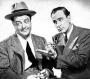 Artwork for 061-110718 In the Old-Time Radio Corner - Abbott and Costello