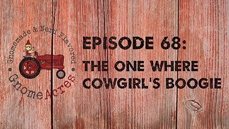 Artwork for Ep 68: The One Where Cowgirl's Boogie