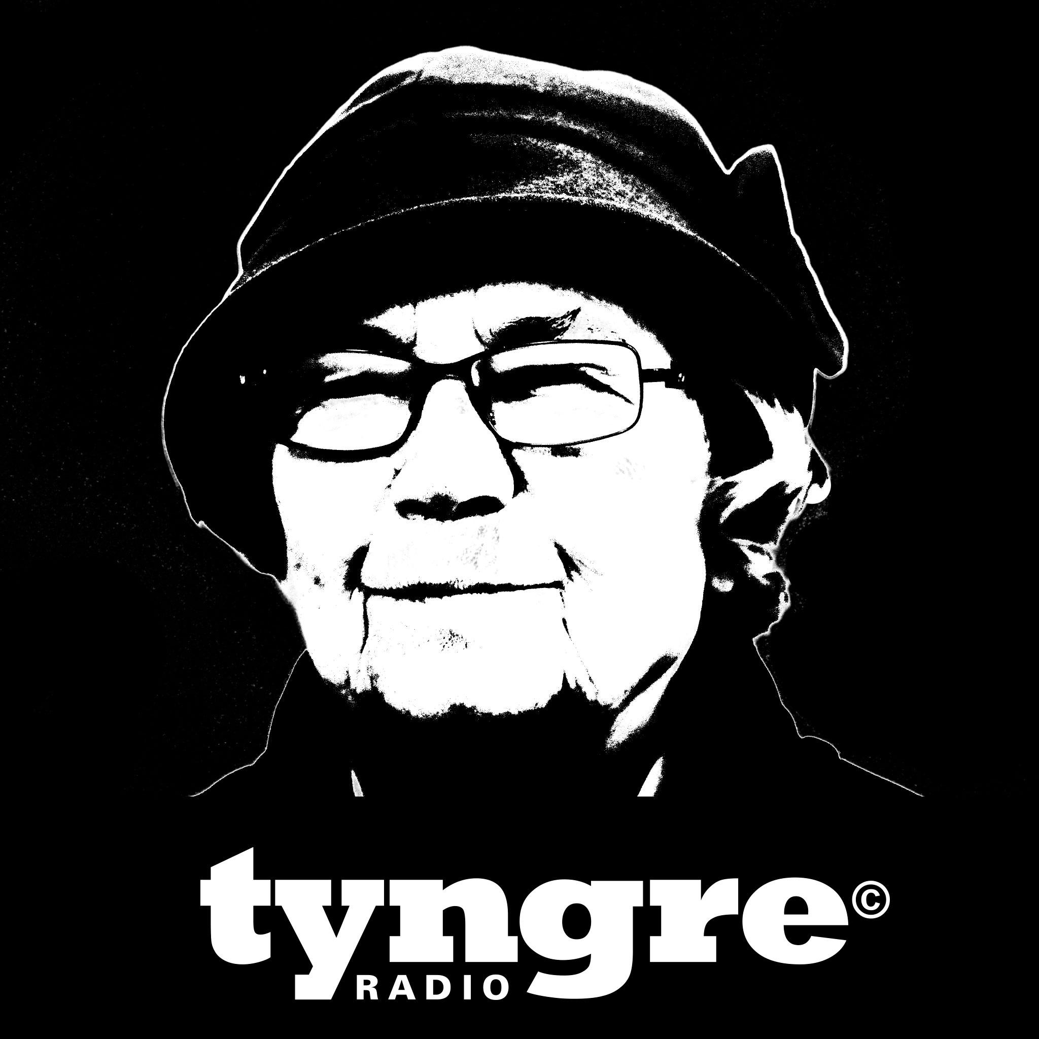 Tyngre Radio show art