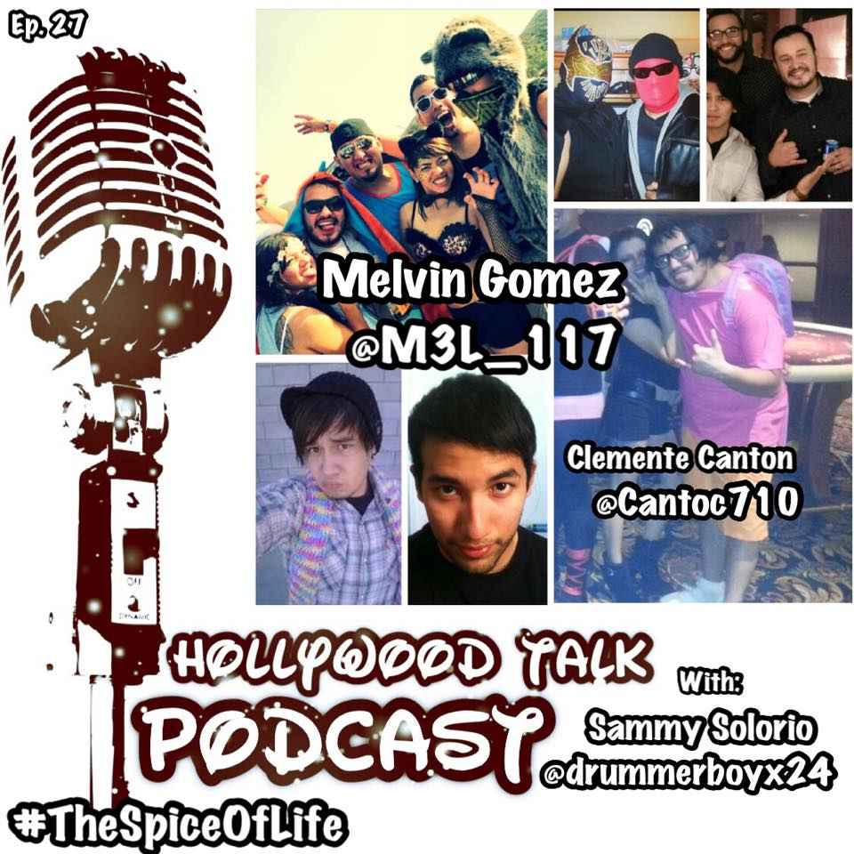 #27 HTP with Sammy Solorio - Raging Bear & Clemente Canton @Cantoc710