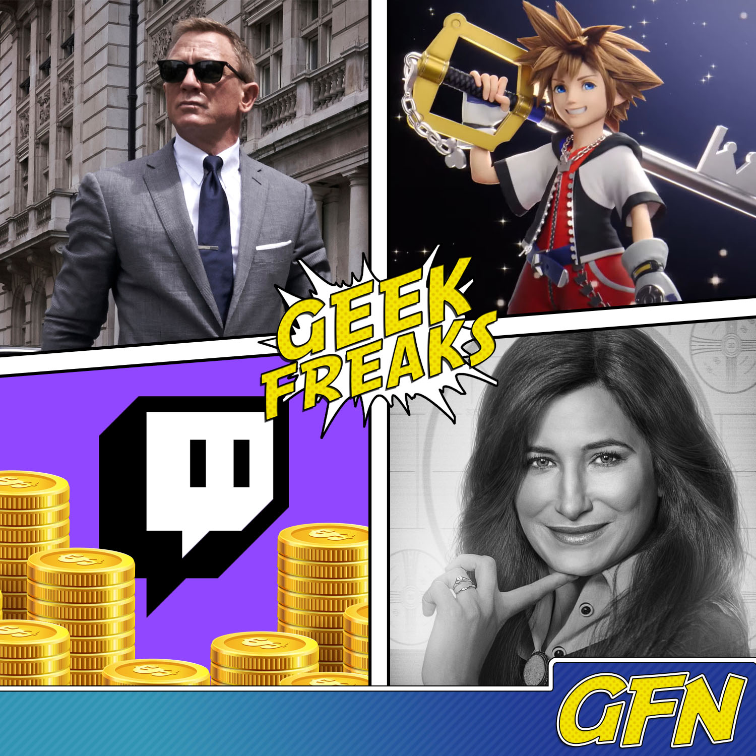 Twitch Breach, 007, and Much More! show art