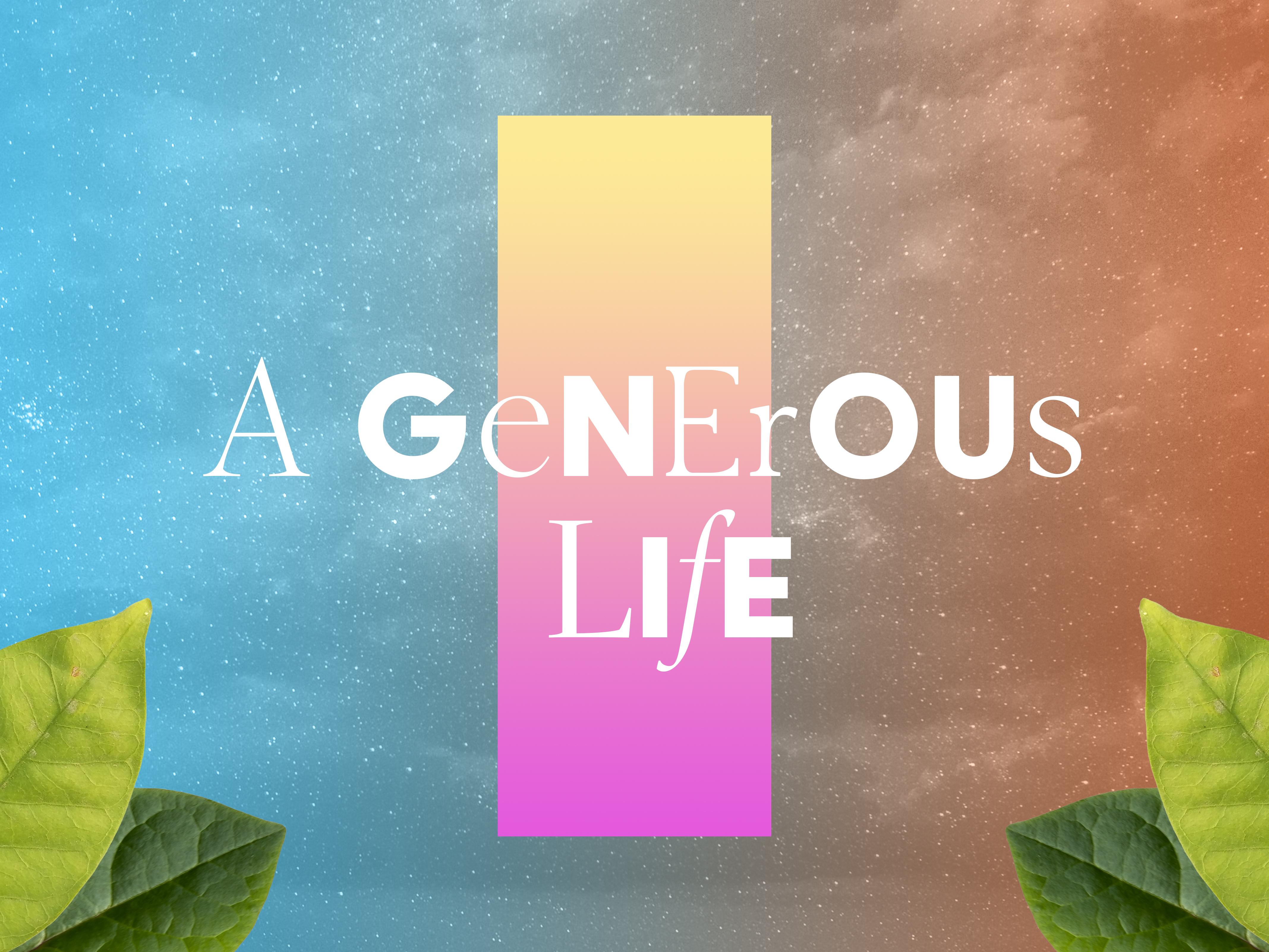 July 18, 2021 // A Generous Life // John Hanneman show art
