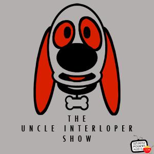 Artwork for Uncle Interloper Space Explorer #102 - The Eyes Have It!