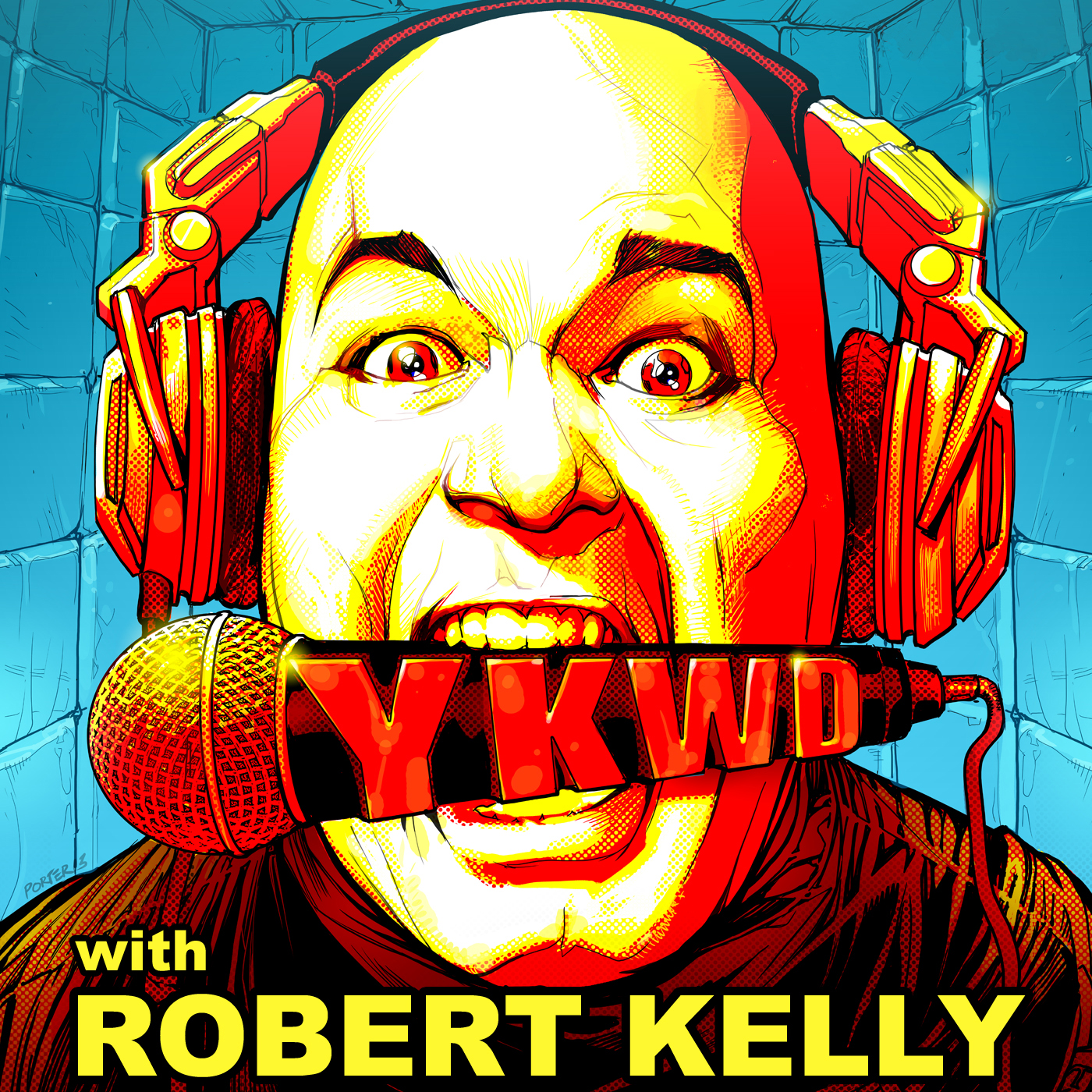 Artwork for VIDEO: YKWD Live at NYC Podfest