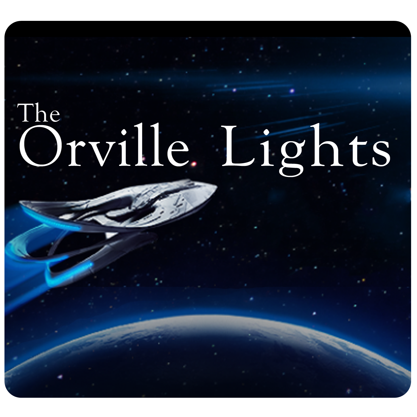 Episode 130 - The Way Of The Orville show art