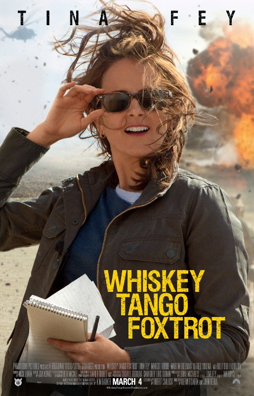 Ep. 227 - Whiskey Tango Foxtrot (Good Morning, Vietnam vs. Wag the Dog)