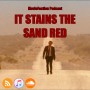 Artwork for MovieFaction Podcast - It Stains the Sand Red