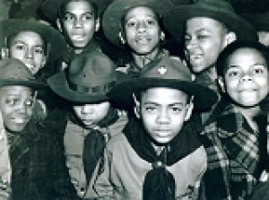MS Moments 196: Palmer E. Foster: First African American Scouting Executive in MS