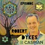 Artwork for 95: Caspian with Robert Dykes