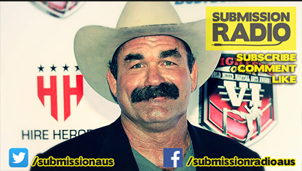 Submission Radio Don Frye Interview