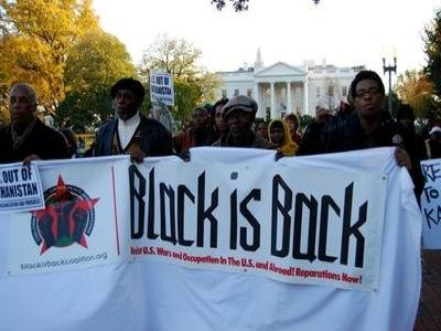 """Peace Through Revolution"": Black Is Back Coalition March and Rally Nov 1 and 2"