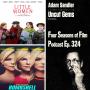 Artwork for UNCUT GEMS | LITTLE WOMEN | BOMBSHELL Review | Four Seasons of Film | Ep. 324