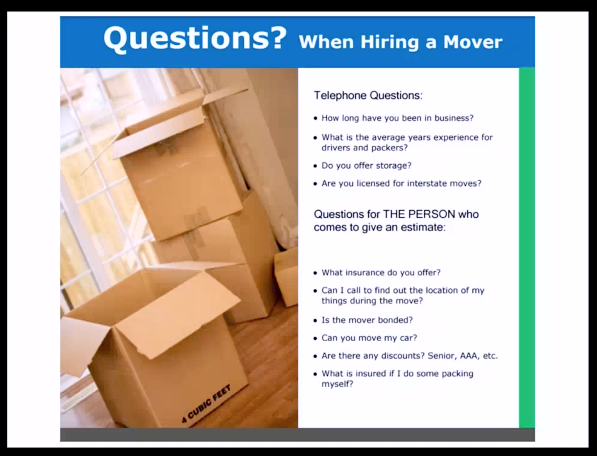 Artwork for July-20-2017-What Should You Ask The Moving Company befor Your Next Move