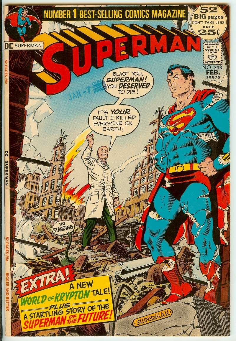 Last Sons of Krypton - A Superman Podcast