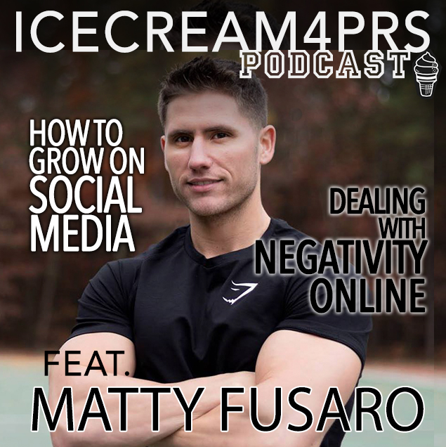 Episode 13 - Grow Your Following & Dealing with Online Negativity in Fitness feat. Matty Fusaro