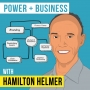Artwork for Hamilton Helmer – Power + Business - [Invest Like the Best, EP.174]