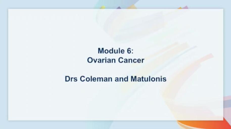 Artwork for Multitumor | Ovarian Cancer