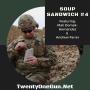 Artwork for #48 The Soup Sandwich with Andrew Farrer & Mali Domek-Hernandez