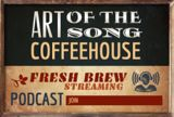 Monica Taylor - Art of the Song Coffeehouse Podcast