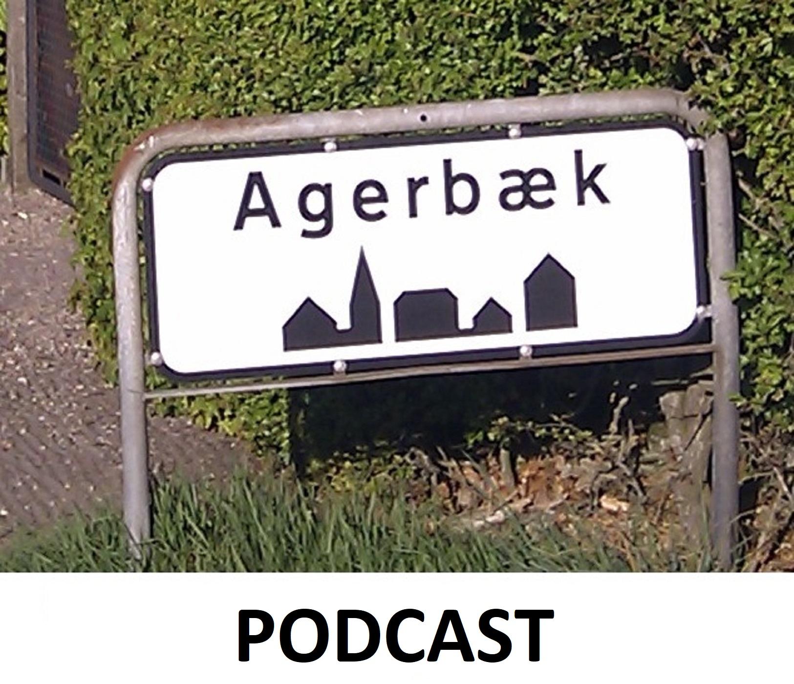 Agerbæk Podcast show art