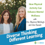 Artwork for Ep. 30: How Physical Activity Can Enhance Mental Wellness with Drs. Shannon McHugh and Jesi Sasaki