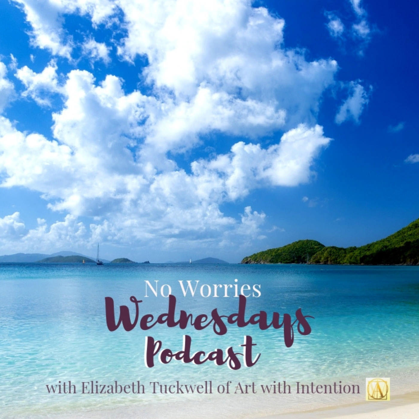 No Worries Wednesdays show art