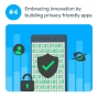 Artwork for Embracing innovation by building privacy friendly apps  - Episode 4