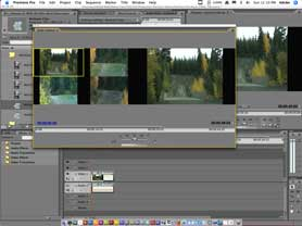 Doing multi-camera editing in Premiere Pro CS3