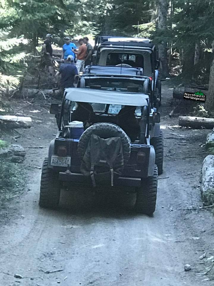 Northwest Jeepcast - Jeep Podcast - Naches Wagon Trail