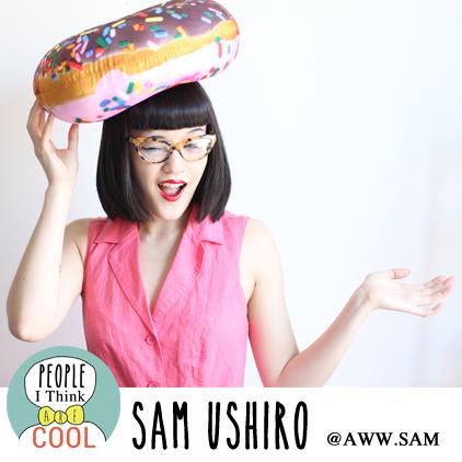 Ep. 29 AwwSam (aka Sam Ushiro)