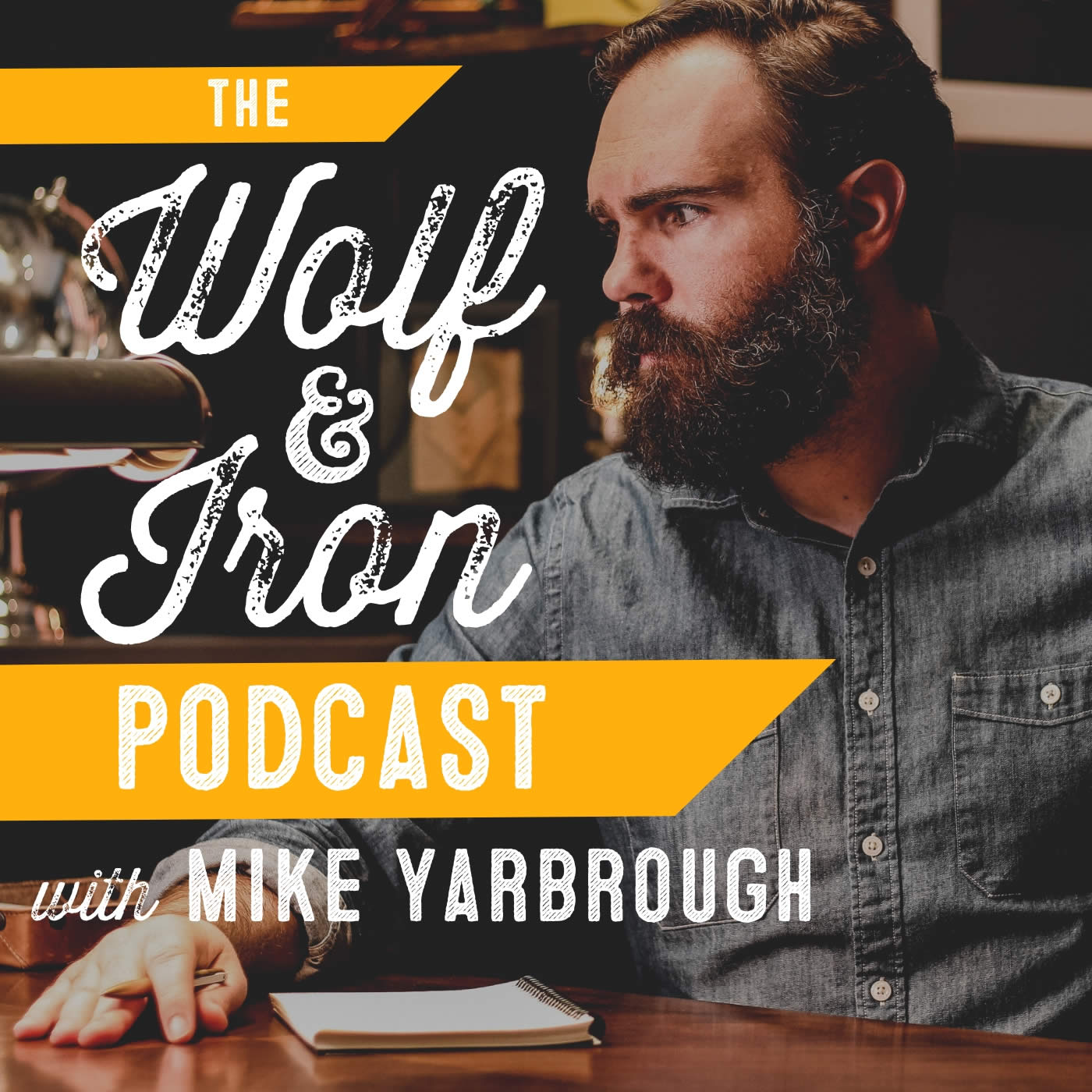 Wolf & Iron | Feed the Wolf. Be the Iron. show art