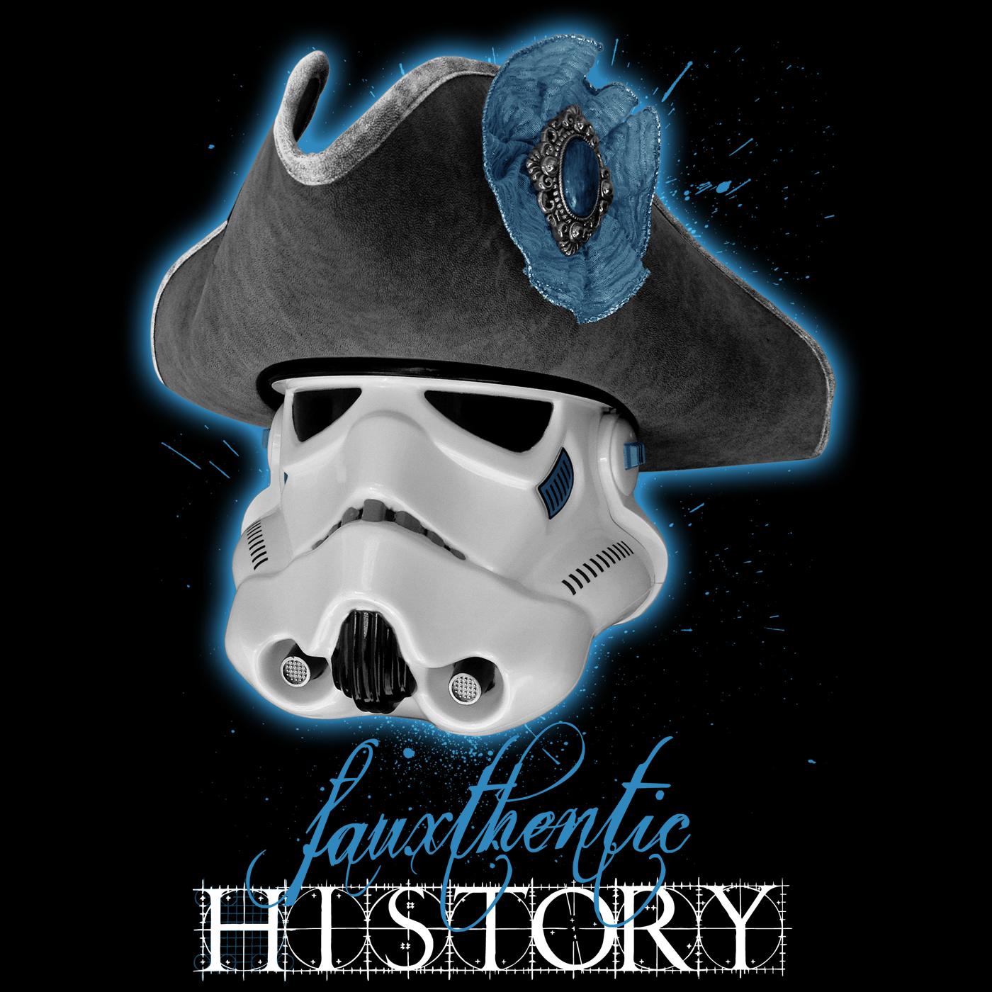 Fauxthentic History show art