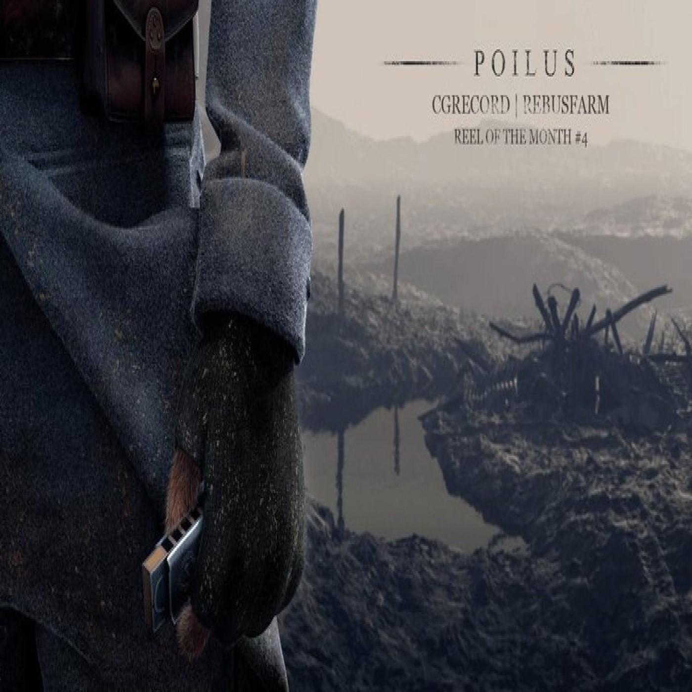 Artwork for (VIDEO) ENTERTAINING SHORT FILMS: Poilus