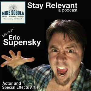 Special Effects Artist & Actor Eric Supensky