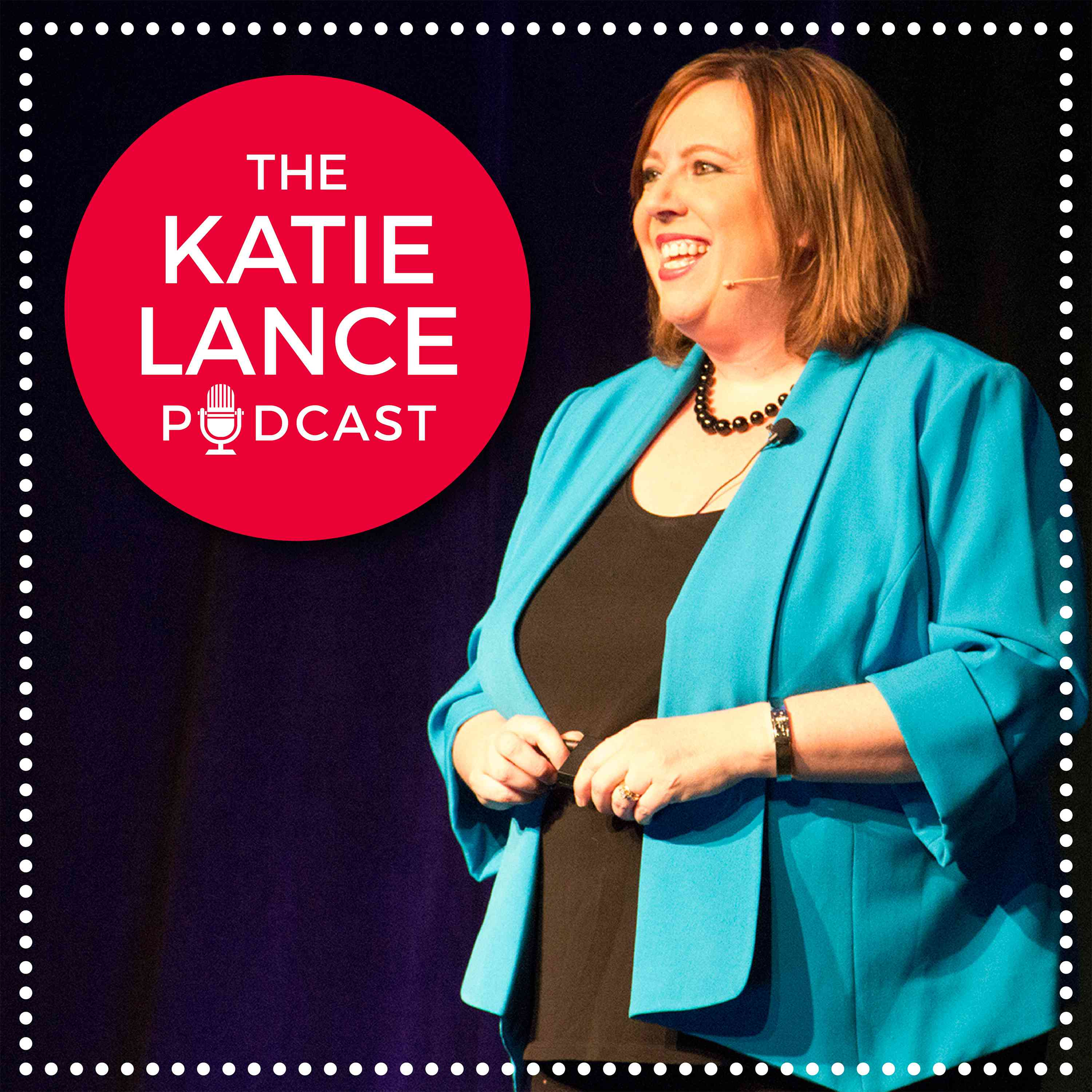 The Katie Lance Podcast show art