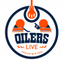 "Artwork for OILERS LIVE PODCAST ""There were a lot of bizarre statistics"""