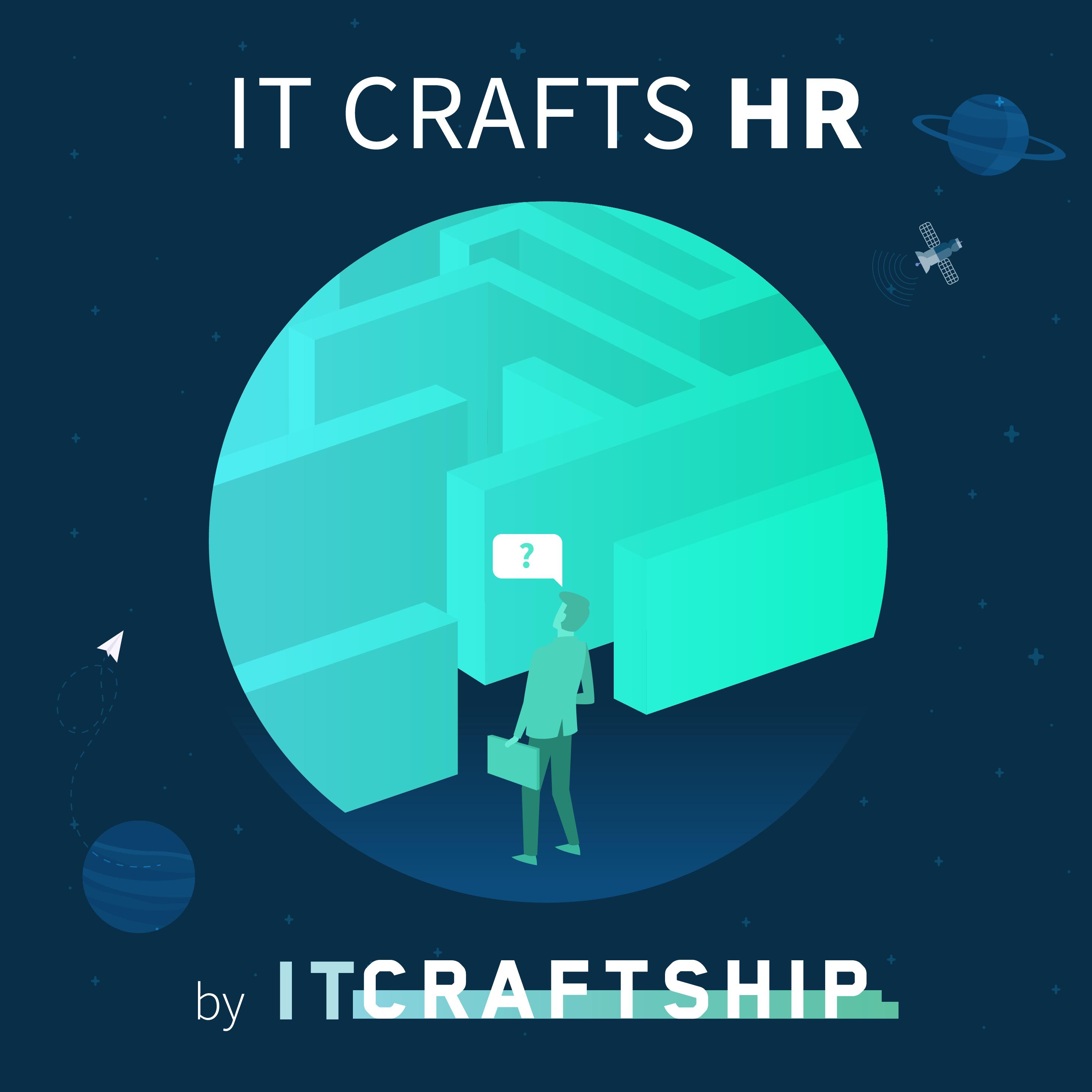 IT Crafts HR – Anthonia Wolleswinkel from Bitpanda