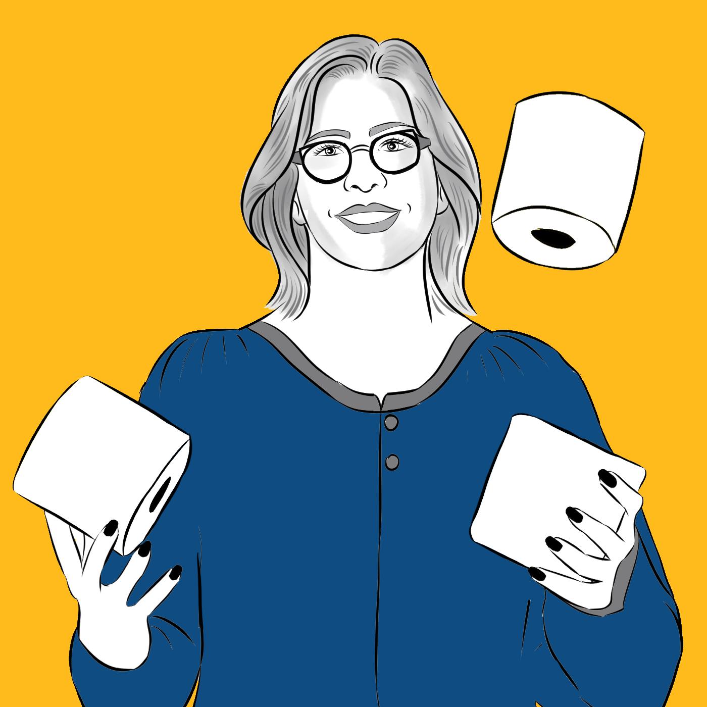 Episode 34 with CAROLINE ROUX: Juggling the Psychology of Scarcity