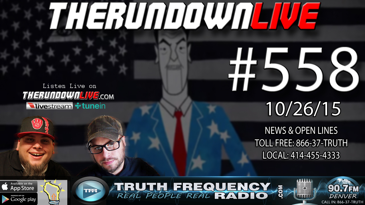 The Rundown Live #558 (Human Hot Dog DNA,Real Vampires,Paul Bunyan)