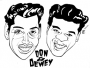 Artwork for  Don and Dewey - I'm Leaving It All Up To You -Time Warp Song of The Day