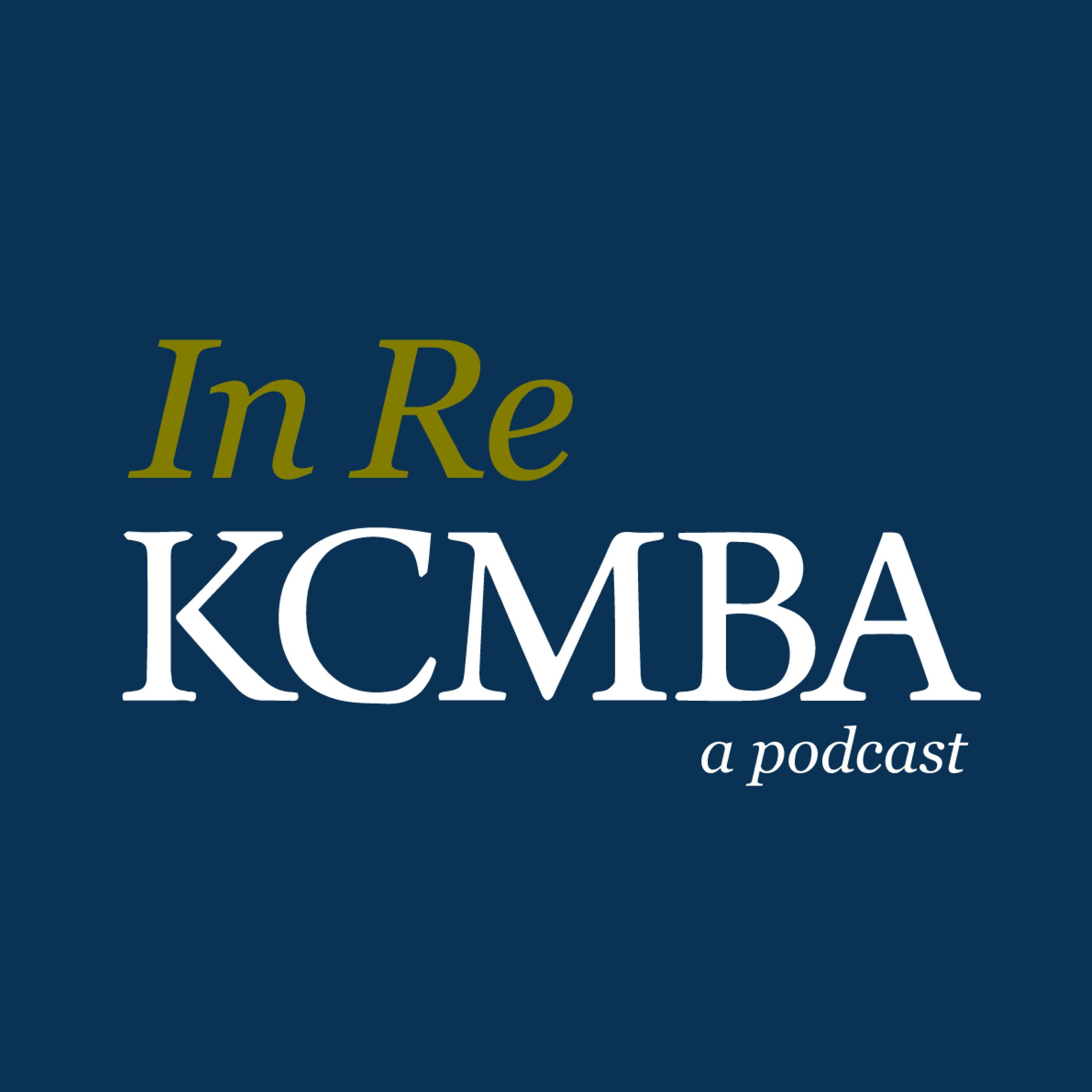 In Re KCMBA