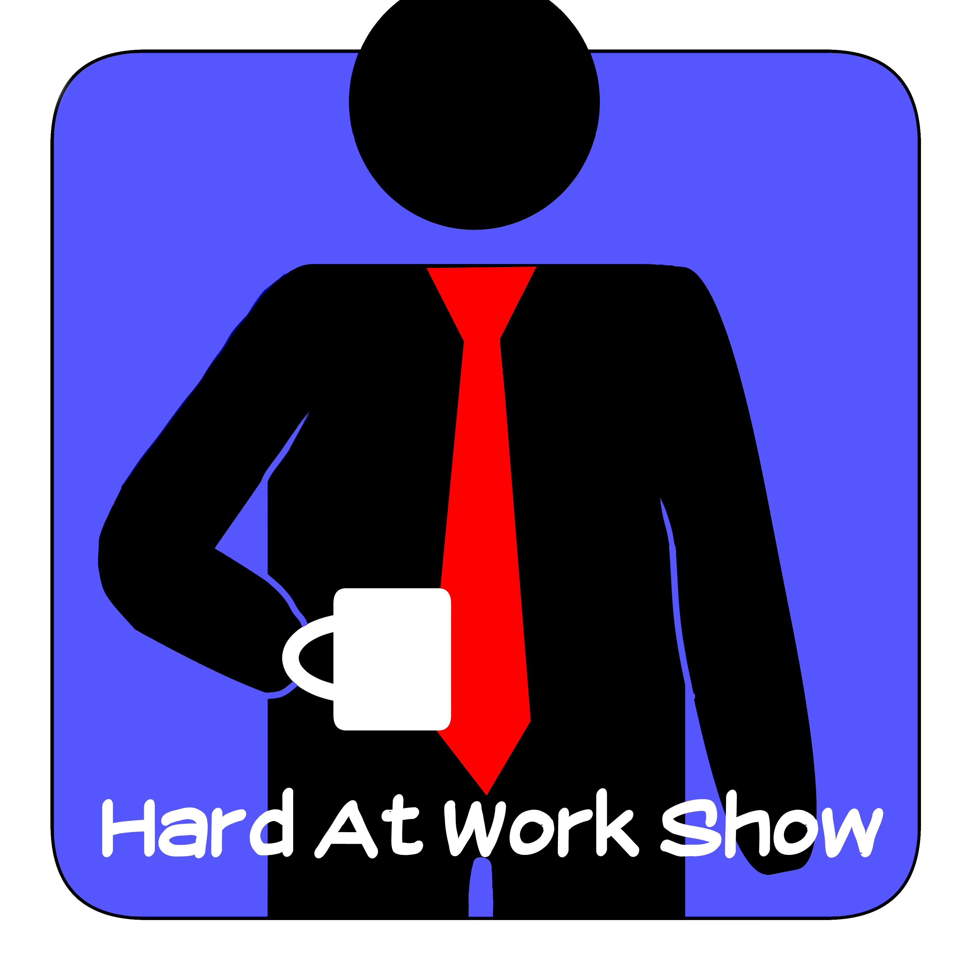 Hard At Work Show show art