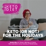 Artwork for Minisode: Keto (or not) for the Holidays
