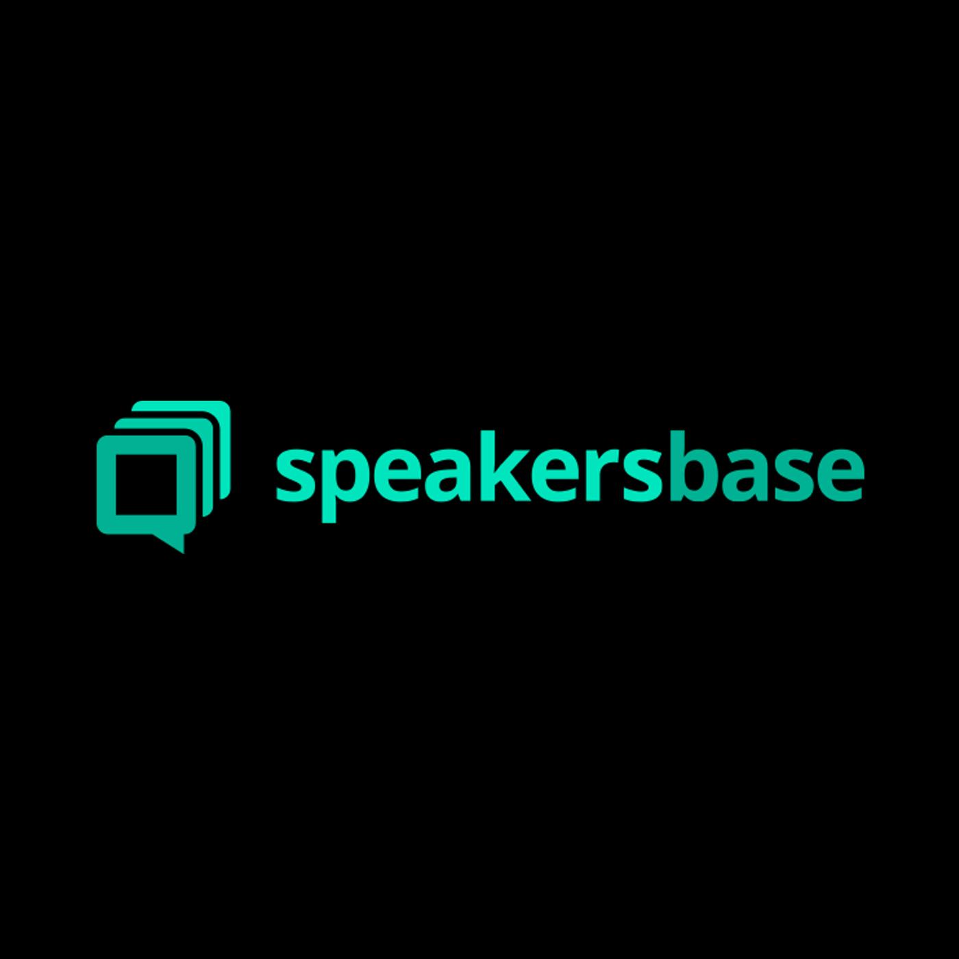 The Speakersbase Podcast show art