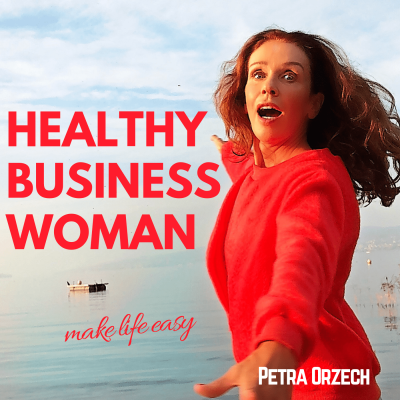 Healthy Business Woman show image