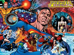 Comics on Infinite Earths-Infinite Crisis