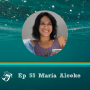 Artwork for 55: How to feel ENOUGH & stop trying to do EVERYTHING as mamas. With Maria Alcoke of the Engine Mom Podcast.