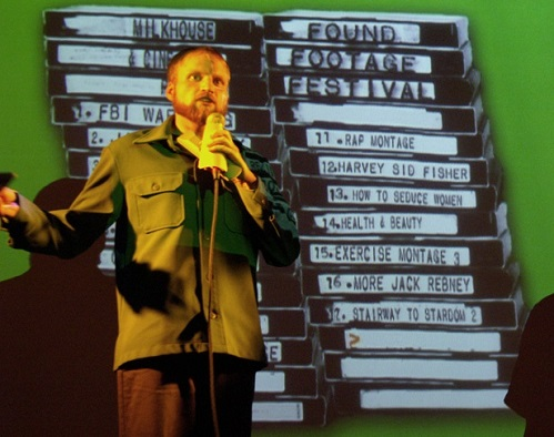 Nick Prueher - Co-Founder of The Found Footage Festival