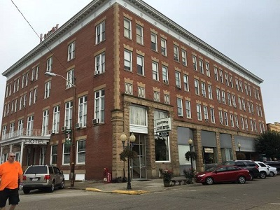 HGB Ep. 146 - The Lowe Hotel and Mothman