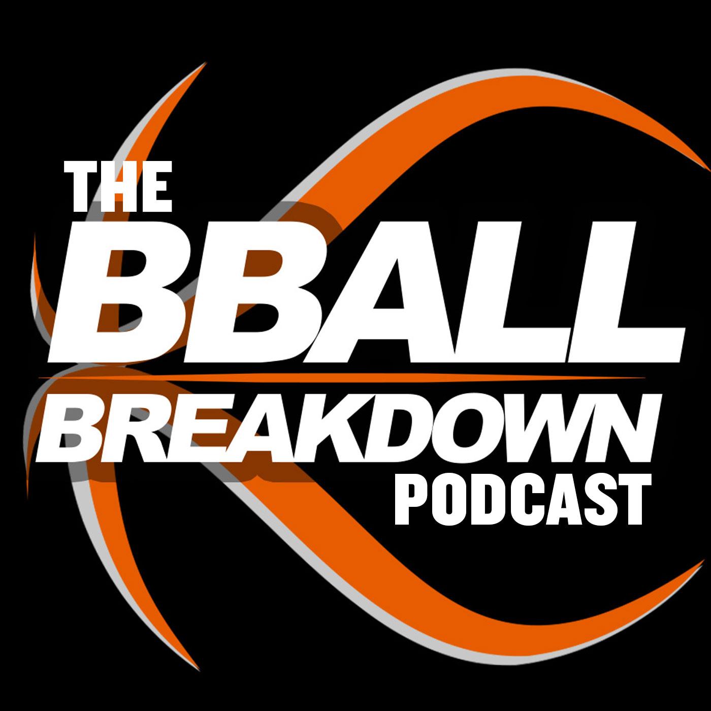 BBALL BREAKDOWN Podcast show art